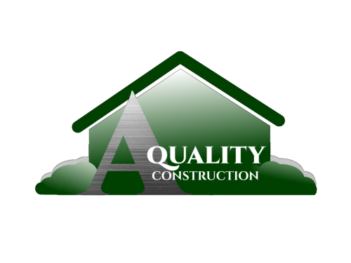 A Quality Construction Custom Logo Design