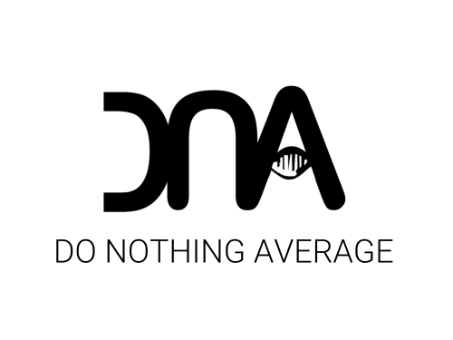 Do Nothing Average Custom Logo Design