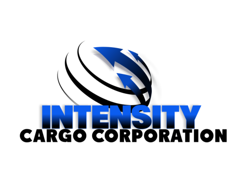Intensity Cargo corporation Custom Logo Design