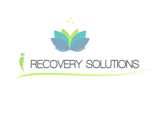 I Recovery Solutions Custom Logo Design
