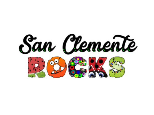 San Clemente Rocks Custom Logo Design